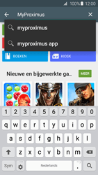 Samsung G925F Galaxy S6 Edge - Applicaties - MyProximus - Stap 6