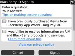 BlackBerry 8520 Curve - Applicaties - Applicaties downloaden - Stap 15