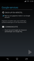 Sony D5803 Xperia Z3 Compact - E-mail - e-mail instellen (gmail) - Stap 13