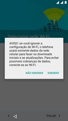 Motorola Moto G (3ª Geração) - Primeiros passos - Como ativar seu aparelho - Etapa 9