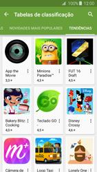 Samsung Galaxy J3 (2016) - Aplicações - Como pesquisar e instalar aplicações -  12