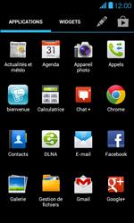 Bouygues Telecom Bs 401 - E-mails - Envoyer un e-mail - Étape 3