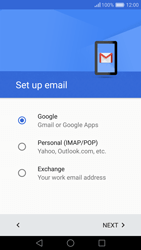 Huawei Nova - E-mail - Manual configuration (gmail) - Step 8