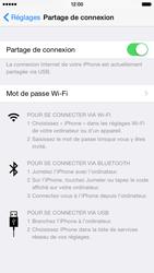 Apple iPhone 6 iOS 8 - Internet et connexion - Utiliser le mode modem par USB - Étape 9