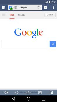 LG H815 G4 - Internet - Internet browsing - Step 5