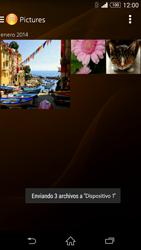 Sony Xperia Z3 - Bluetooth - Transferir archivos a través de Bluetooth - Paso 16