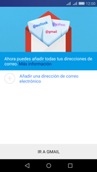 Huawei Huawei Y6 - E-mail - Configurar Gmail - Paso 5