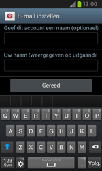 Samsung I9105P Galaxy S II Plus - E-mail - e-mail instellen: POP3 - Stap 17