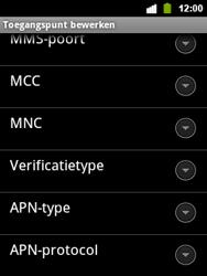 Alcatel OT-903 - Internet - Handmatig instellen - Stap 13