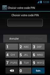 Bouygues Telecom Bs 351 - Sécuriser votre mobile - Activer le code de verrouillage - Étape 7