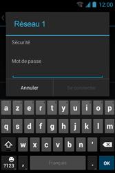 Bouygues Telecom Bs 351 - Internet et connexion - Accéder au réseau Wi-Fi - Étape 7