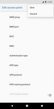 Google Pixel 2 XL - Mms - Manual configuration - Step 14