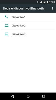 Motorola Moto X Play - Bluetooth - Transferir archivos a través de Bluetooth - Paso 12