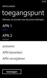 Nokia Lumia 625 - Internet - handmatig instellen - Stap 20
