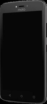 Motorola Moto C Plus - Primeiros passos - Como ligar o telemóvel pela primeira vez -  2