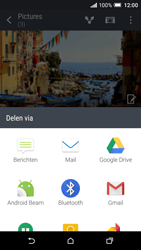 HTC One A9 - Contacten en data - Foto