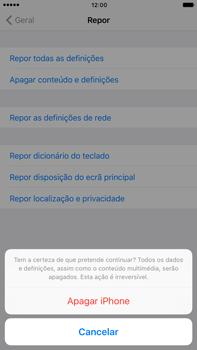 Apple iPhone 7 Plus - Repor definições - Como repor definições de fábrica do telemóvel -  8