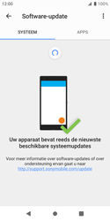Sony xperia-xz2-compact-h8314-android-pie - Software updaten - Update installeren - Stap 7