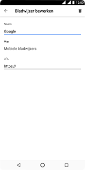Nokia 5.1 - Internet - hoe te internetten - Stap 10