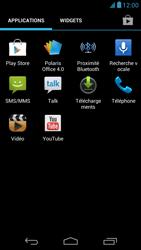 Acer Liquid E1 - Applications - Télécharger des applications - Étape 3