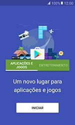 Samsung Galaxy Xcover 3 (G389) - Aplicações - Como pesquisar e instalar aplicações -  4