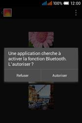 Alcatel OT-4015X Pop C1 - Photos, vidéos, musique - Envoyer une photo via Bluetooth - Étape 12