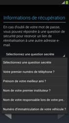 Samsung Galaxy S4 Mini - Premiers pas - Créer un compte - Étape 20