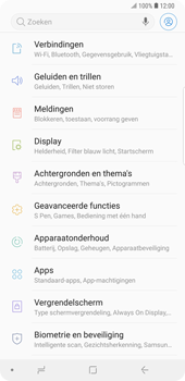 Samsung galaxy-note-9-sm-n960f - Buitenland - Bellen, sms en internet - Stap 4