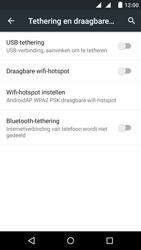 Fairphone Fairphone 2 - WiFi - Mobiele hotspot instellen - Stap 7