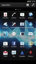 Sony LT28h Xperia ion - E-mail - Handmatig instellen - Stap 3