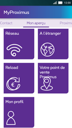 Huawei Y5 - Applications - MyProximus - Étape 17