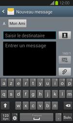 Samsung Galaxy Express - Contact, Appels, SMS/MMS - Envoyer un MMS - Étape 9