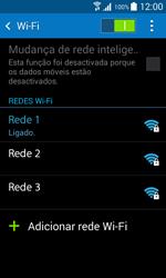 Samsung Galaxy Trend 2 Lite - Wi-Fi - Como ligar a uma rede Wi-Fi -  8
