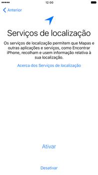 Apple iPhone 7 Plus - Primeiros passos - Como ligar o telemóvel pela primeira vez -  10