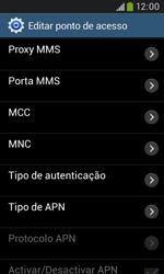 Samsung Galaxy Grand Neo - Internet no telemóvel - Como configurar ligação à internet -  12