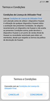 Huawei P Smart - Primeiros passos - Como ligar o telemóvel pela primeira vez -  7