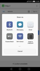 Huawei Huawei P9 Lite - Internet - Internet browsing - Step 17