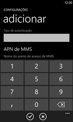 Nokia Lumia 920 - Internet (APN) - Como configurar a internet do seu aparelho (APN Nextel) - Etapa 13