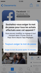 Apple iPhone 5 iOS 9 - Applications - Télécharger des applications - Étape 26