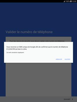 Samsung T815 Galaxy Tab S2 9.7 - Applications - Créer un compte - Étape 9
