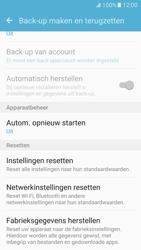 Samsung Galaxy S7 (G930) - Resetten - Fabrieksinstellingen terugzetten - Stap 6