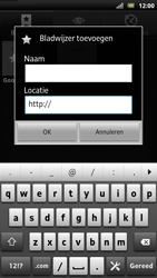 Sony LT22i Xperia P - Internet - Internetten - Stap 8