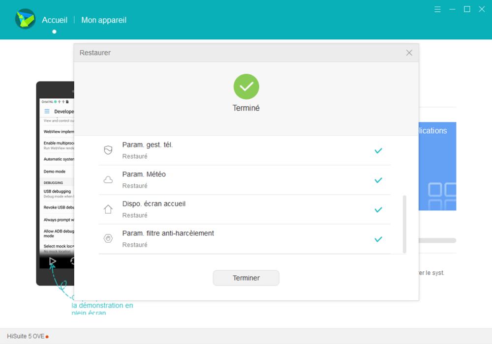 Huawei Mate 20 lite - Photos, vidéos, musique - Récupérer vos contenus multimédias avec un ordinateur - Étape 9