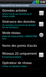LG P920 Optimus 3D Speed - Internet - Activer ou désactiver - Étape 6