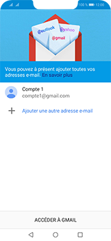 Huawei Mate 20 Lite - E-mail - 032a. Email wizard - Gmail - Étape 13