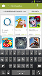 Samsung Galaxy S3 4G - Applications - Télécharger une application - Étape 14