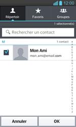 LG P710 Optimus L7 II - E-mail - envoyer un e-mail - Étape 6
