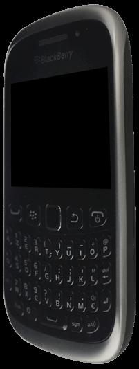 BlackBerry 9320 - Premiers pas - Découvrir les touches principales - Étape 7