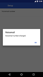 LG Nexus 5X - Android Oreo - Voicemail - Manual configuration - Step 11