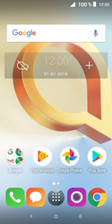 Alcatel 1X - Applications - Supprimer une application - Étape 2